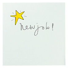 Buy Hotchpotch Congratulations On New Job Card Online at johnlewis.com