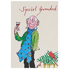 Buy Woodmansterne Happy Birthday Grandad Card Online at johnlewis.com