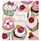 Caroline Gardner Happy Birthday Cupcake Card