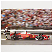 Buy Metropolis Worldwide F1 Motor Skating Greeting Card Online at johnlewis.com
