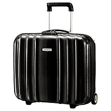 "Buy Samsonite Cubelite 2-Wheel 16"" Laptop Rolling Tote Bag Online at johnlewis.com"
