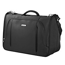 Buy Samsonite X'Blade Bi-Fold Suit and Garment Bag, Black Online at johnlewis.com