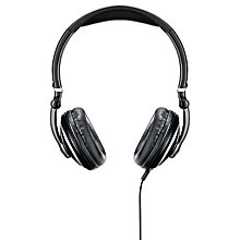 Buy John Lewis Folding Deep Bass On-Ear Headphones Online at johnlewis.com