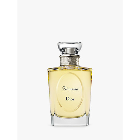 Buy Dior Diorama Eau de Toilette, 100ml Online at johnlewis.com