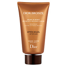 Buy Dior Dior Bronze Monoi Balm - Face and Body Tube, 150ml Online at johnlewis.com