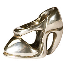 Buy Trollbeads High Heel Silver Bead Online at johnlewis.com