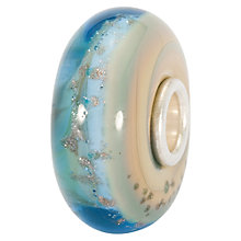 Buy Trollbeads Beach Charm Online at johnlewis.com