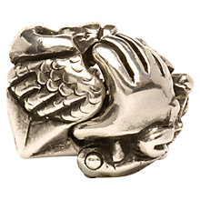 Buy Trollbeads Bead Of Fortune Charm, Silver Online at johnlewis.com