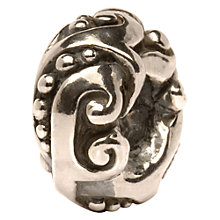 Buy Trollbeads 'Jugend' Silver Bead Online at johnlewis.com