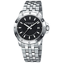 Buy Raymond Weil 5599-ST-20001 Tango Men's Stainless Steel Bracelet Watch Online at johnlewis.com