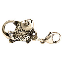 Buy Trollbeads Big Fish Lock Online at johnlewis.com