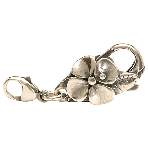 Buy Trollbeads Big Flower Lock Online at johnlewis.com