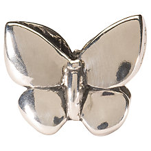 Buy Trollbeads Fantasy Butterfly Silver Bead Online at johnlewis.com