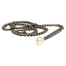 Buy Trollbeads Fantasy Pearl Necklace Online at johnlewis.com