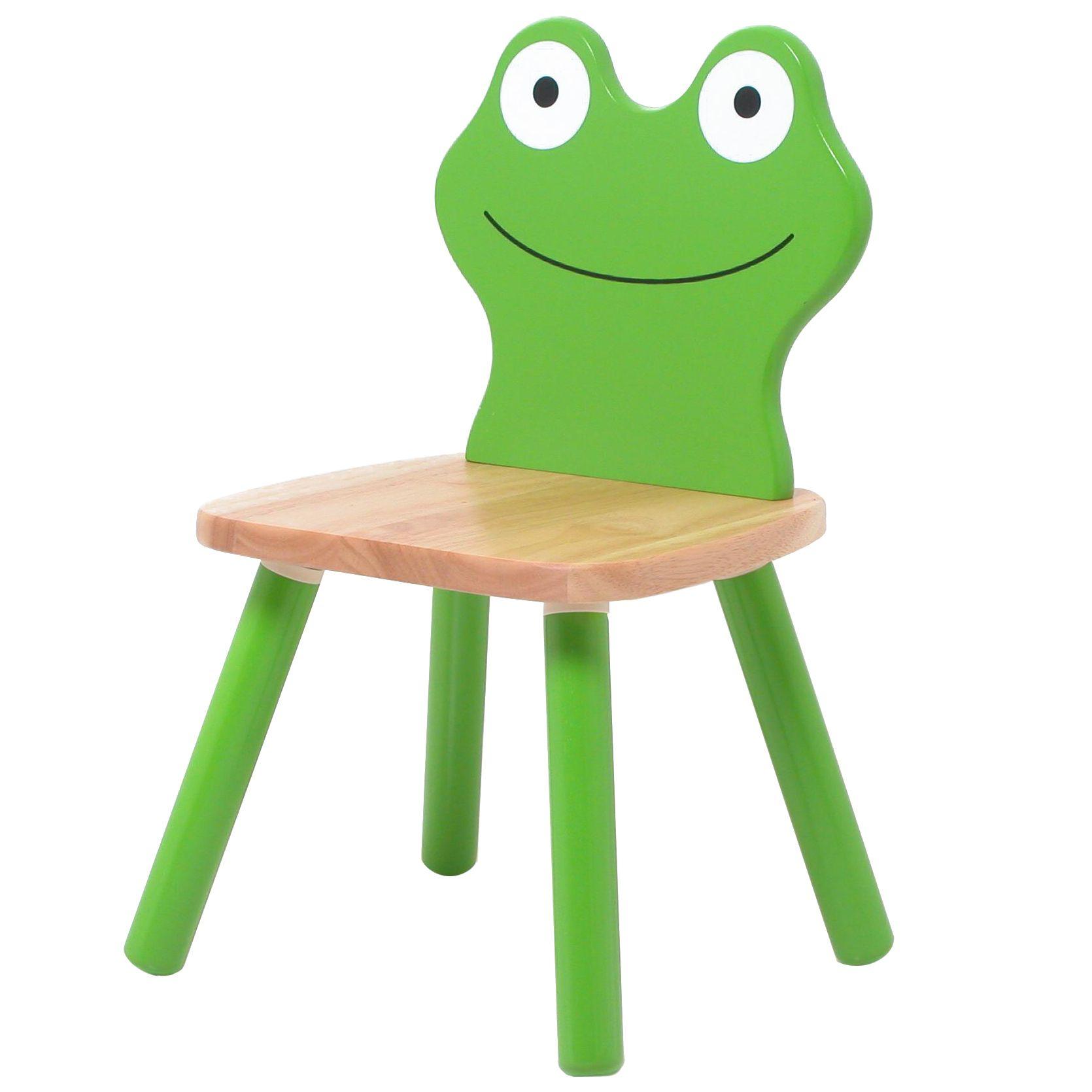 John Crane Child's Frog Chair