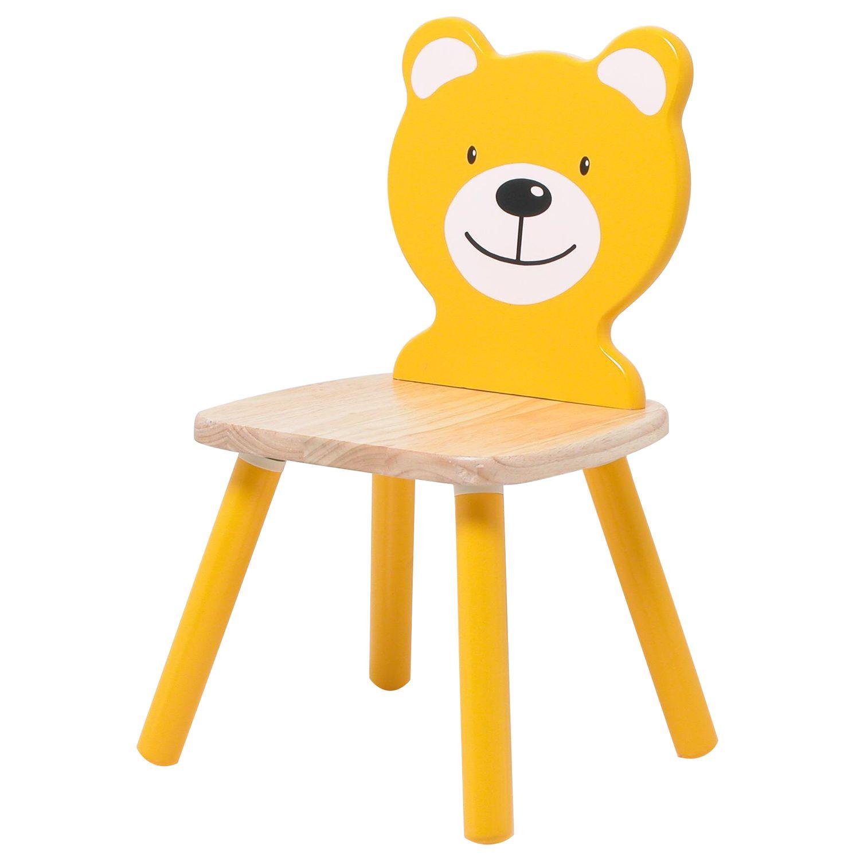 John Crane Child's Teddy Bear Chair