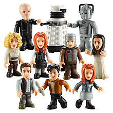 Buy Doctor Who: Micro Figure, Assorted Series 2 Online at johnlewis.com