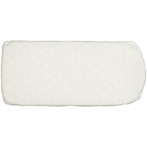 Buy John Lewis Baby Pram/Carrycot Mattress, L76 x W33cm Online at johnlewis.com