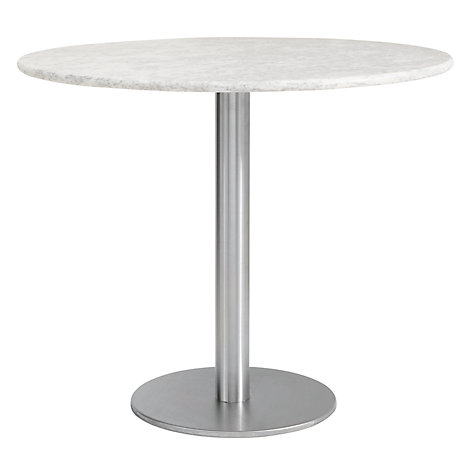 Buy HND Ingrid Marble 4 Seater Dining Table Online at johnlewis.com
