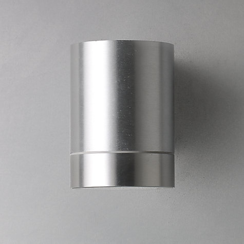 Buy Nordlux Tin Maxi Outdoor Wall Light, Aluminium Online at johnlewis.com