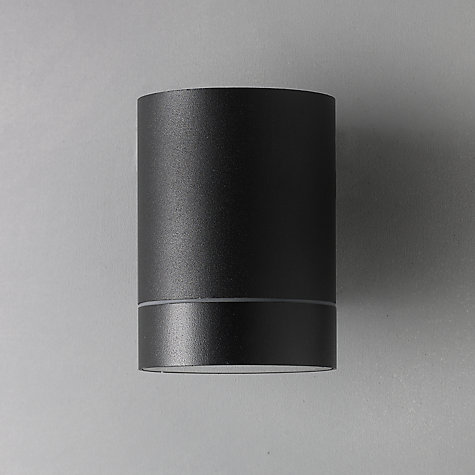 Buy Nordlux Tin Maxi Outdoor Wall Light, Black Online at johnlewis.com