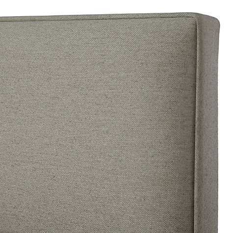 Buy John Lewis Caversham Headboard, Beige, Double Online at johnlewis.com