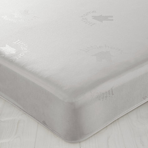 Buy little home at John Lewis Open Spring Truckle Mattress, Small Single Online at johnlewis.com