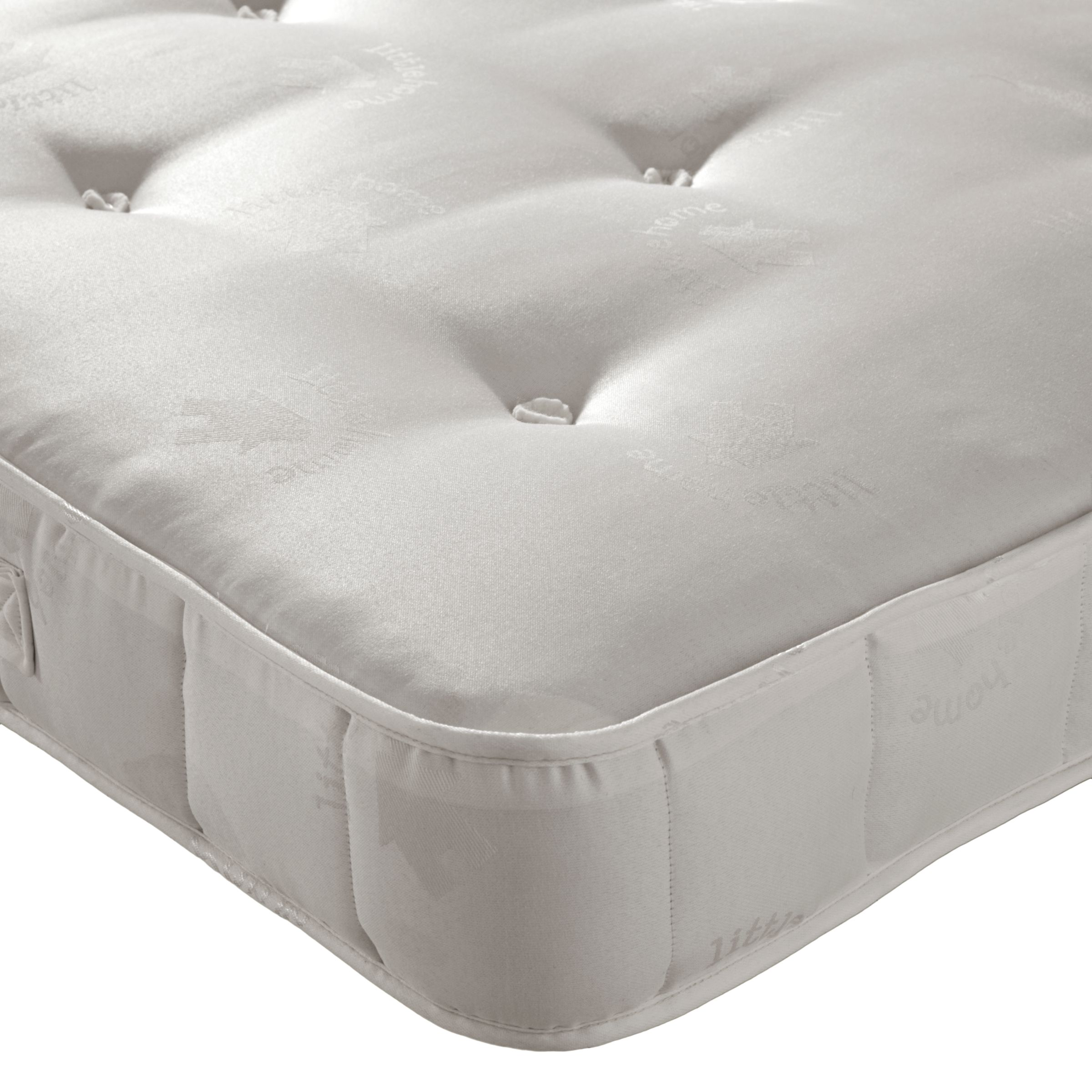 little home at John Lewis Pocket Spring Mattress, Single