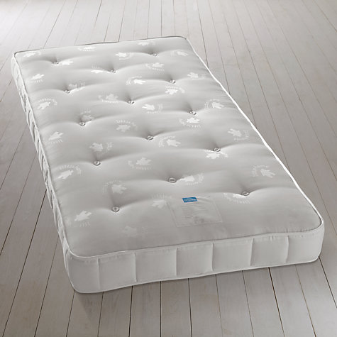 Buy little home at John Lewis Pocket Spring Mattress, Single Online at johnlewis.com