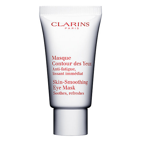 Buy Clarins Skin-Smoothing Eye Mask, 30ml Online at johnlewis.com