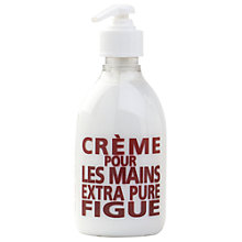 Buy Compagnie de Provence Hand Cream Fig 300ml Online at johnlewis.com