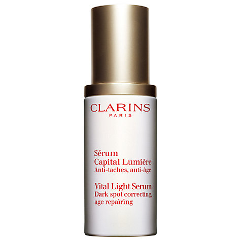 Buy Clarins Vital Light Serum, 30ml Online at johnlewis.com