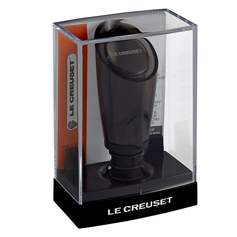 Buy Le Creuset Wine Accessories Pourer/Aerator/Stopper Online at johnlewis.com