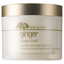 Buy Origins Ginger Rush, 200ml Online at johnlewis.com
