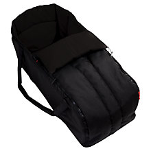 Buy Phil & Teds Dot and Sport Cocoon, Black Online at johnlewis.com