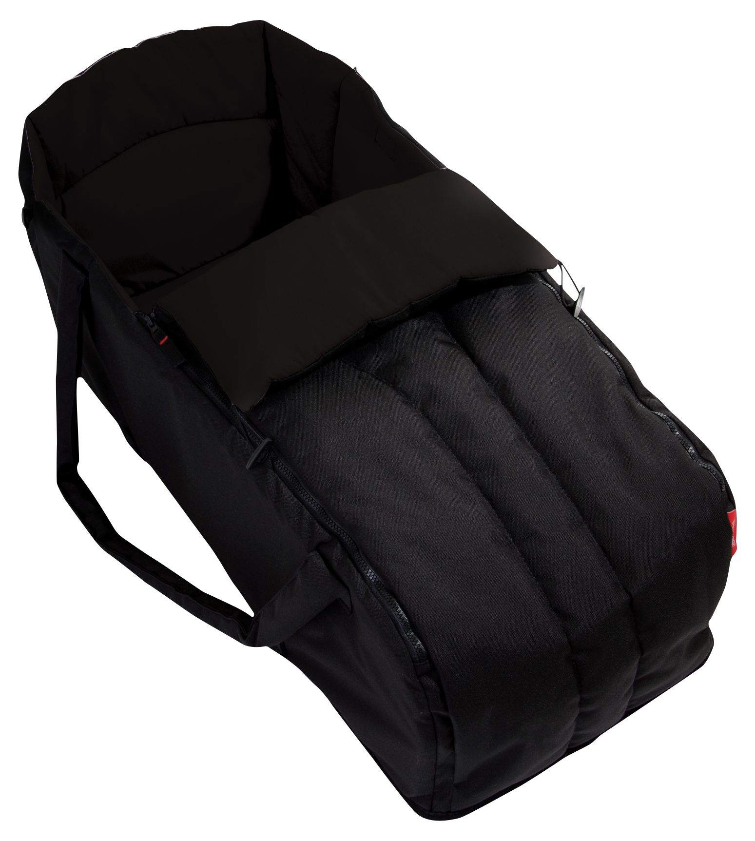 Phil & Teds Phil & Teds Dot and Sport Cocoon, Black
