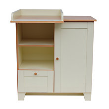 Buy John Lewis Nouveau Changing Unit, Ivory Online at johnlewis.com