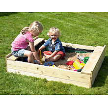 Buy TP237 Forest Sandpit Online at johnlewis.com