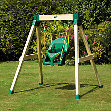 Buy TP Forest Growable Acorn Swing Frame with Quadpod Online at johnlewis.com