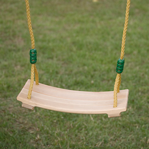 Buy TP72 Wooden Swing Seat Online at johnlewis.com