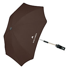 Buy Maclaren Universal Parasol, Coffee Online at johnlewis.com