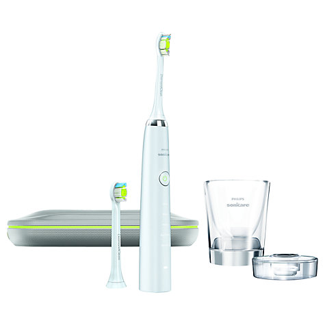 Buy Philips Sonicare HX9332/04 DiamondClean Electric Toothbrush Online at johnlewis.com