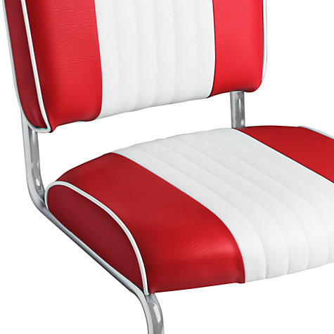 Buy Cola Red Lexington Sled Chair Online at johnlewis.com