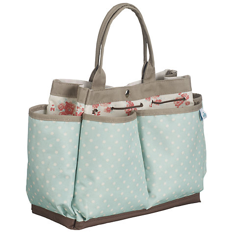Buy Country Living Canvas Tool Bag, Floral Online at johnlewis.com