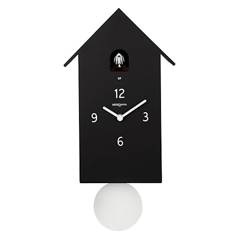 Buy Diamantini & Domeniconi Meridiana Cuckoo Clock, H30 x W14.5 x D10cm Online at johnlewis.com