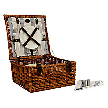 Buy John Lewis Puritan Luxury Hamper, 2 Person Online at johnlewis.com
