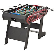 Buy BCE Riley 4' Folding Football Table Online at johnlewis.com