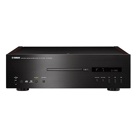 Buy Yamaha CD-S2000 CD Player, Black Online at johnlewis.com