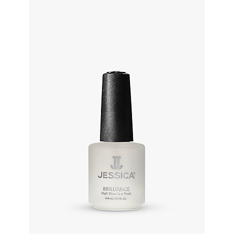 Buy Jessica Brillance Top Coat, 14.8ml Online at johnlewis.com