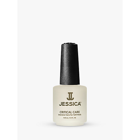 Buy Jessica Critical Care Basecoat, 14.8ml Online at johnlewis.com